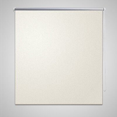 New Quality Roller Blind Blackout Thermal Easy Installation 60 x 120cm Off White