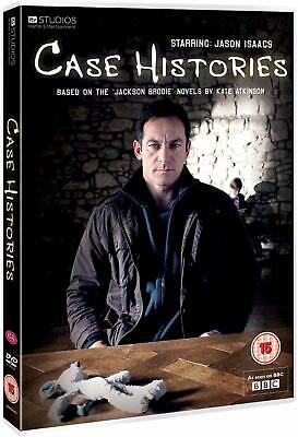 Case Histories Complete Series 1 DVD Season Brand New Sealed Original UK R2