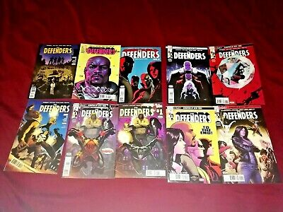 Secret Defenders 1 2 3 15 Deadpool The Defenders 1 -6 1 -6 10-12 Fearless 1 2 3