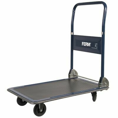 New Ferm Power Platform Truck 150 kg Dolly & Hand Truck Quality Trolley Foldable