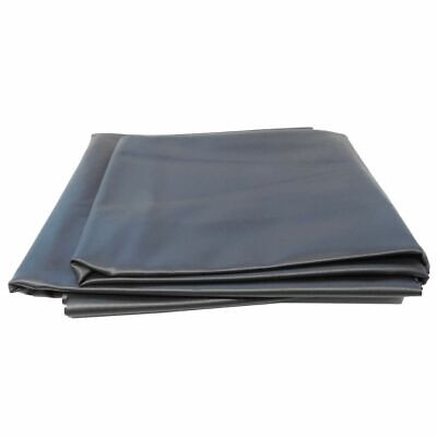 New Ubbink PVC Pond Liner AquaLiner Pond Liner Quality 6x4m Black Pond Accessory