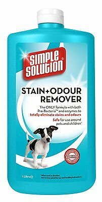 Simple Solution Stain & Odour Remover for Dogs 1000ml