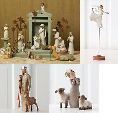 Demdaco Willow Tree 26 pc nativity set      NEW IN BOXES