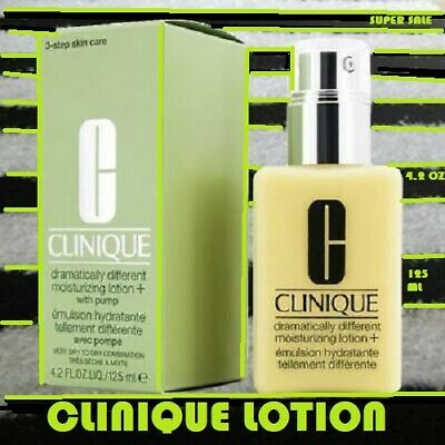Clinique Dramatically Different Moisturizing Lotion 4.2oz