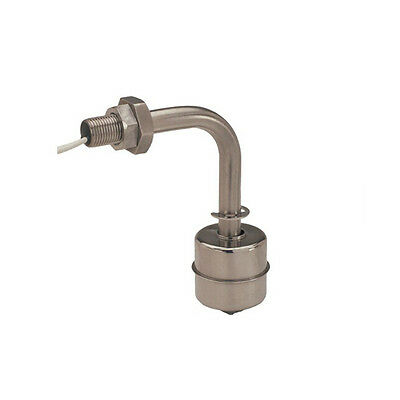 Stainless Steel Float Switch Liquid Switch Water Level Silver Sensor Control