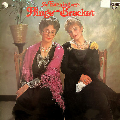 An Evening With Hinge And Bracket LP (1977)