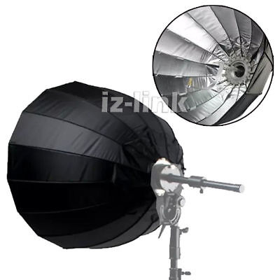 """Photography 47.2"""" Umbrella Softbox With Grid Speed Ring For Lighting Studio"""