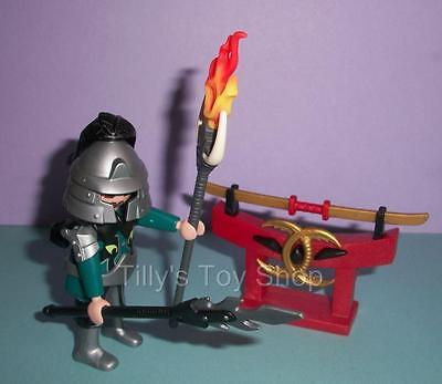 Oriental Armour Stand NEW Mongolian Asian Playmobil Castle Weapons