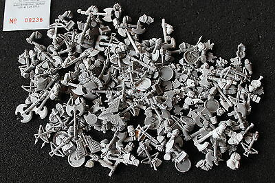 Games Workshop Warhammer Dwarves Job Lot Warriors Bits Plastic Hundreds Spares
