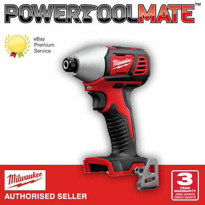 Milwaukee M18BID 18v Cordless Compact Impact Driver - Body Only