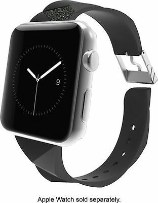 Genuine CaseMate Facets Smartwatch Band for Apple Watch 38mm Black CM032783