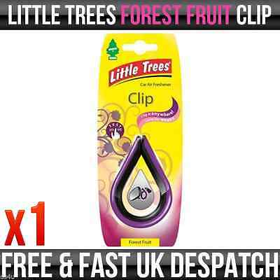 "Magic Tree ""little Tree"" Air Freshener Clip Forest Fruit Fragrance"