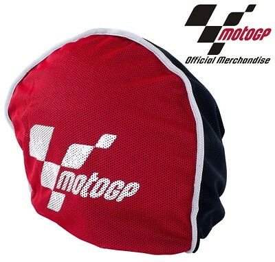 Official Moto Gp Helmet Bag Crash Helmet Carrier Fleece Lined For Protection