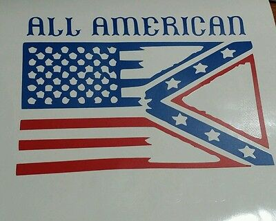 first national confederate flag patch