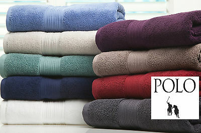Polo Luxurious Bath Towels , Bath Sheets , Hand Towels , Facewashers & Bath Mats