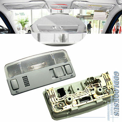 For VW Jetta Golf MK4 Passat Skoda Grey Dome Light Map Light Reading Lamp