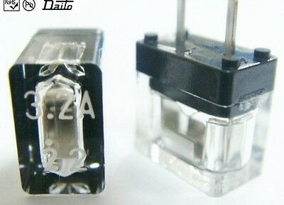 FANUC CNC systems 1x Daito micro fuse LM series LM20 2.0A 48V