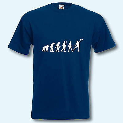 T-Shirt, Fun-Shirt, Evolution Beachvolleyball, S-XXXL