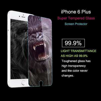 Hartglas Schutzfolie Screen Protector Für Iphone 6Plus 100% Genuine 99.9 Great