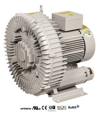Pacific Regenerative Blower PB-700 (HRB-700), Ring, Vacuum and Pressure Blower
