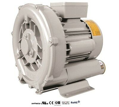 Pacific Regenerative Blower PB-101, Ring, Side channel, Vacuum  Pressure Blowers