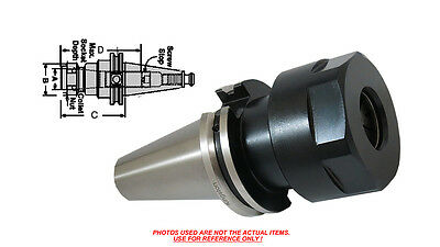 """C40-15TG488-K - CAT40 Collet Chuck Tool Holder TG150 X 4.88"""" Projection (15,000"""