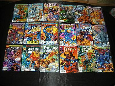 Fantastic Four Vol 2  1 - 13  1 2 3 4 5 6 7 8 9 10 11 12 13 Jim Lee Vol 3 1 - 4