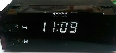 REPAIR SERVICE for YOUR 1990-1996 Nissan 300ZX 300 ZX digital clock 25820-30P00