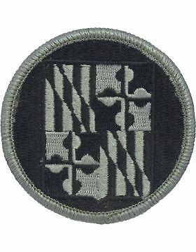 North Carolina National Guard Headquarters ACU Patch with Fastener PV-NG-NC