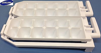 Samsung Genuine Refrigerator Ice Trays (Da67-00449D)