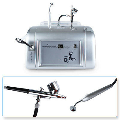 Oxygen Facial Machine Skin Tightening Anti Aging Sparyer Beauty Skin Care Spa