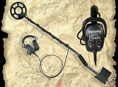 DetectorPro Pirate Metal Detector