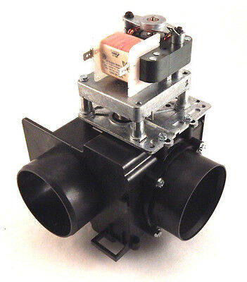 209/00399/00 IPSO Drain Valve 3 inch Front MT Depend-O-Drain 220-240V, 50/60Hz