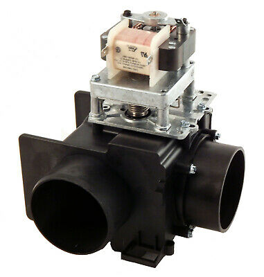 33151620 Depend-O-Drain Valve 3 inch Right Angle 230V/50-60Hz 0.20-.17Amp