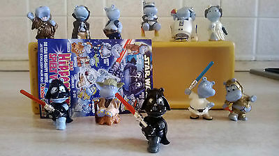 serie kinder das  hipperium  star wars