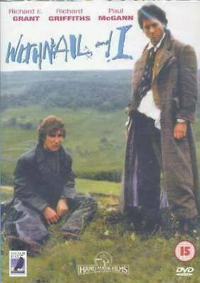 WITHNAIL AND I DVD RICHARD E GRANT PAUL MCGANN Brand New and Sealed UK Release