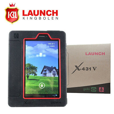 Launch X431 pro V genuine X-431 V  free online update DHL free lifetime support