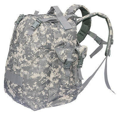 US Army Assault Pack Rucksack Kampftasche Packtasche 55 Liter AT Digital Camo 5
