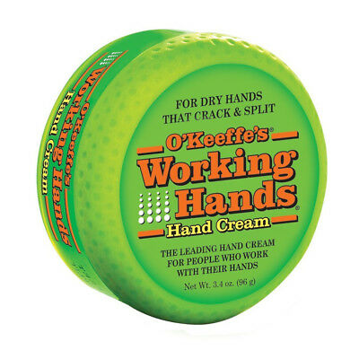 O'Keeffe'S Working Hand Cream Odourless Dry Hands Crack Split Relief Okeeffes