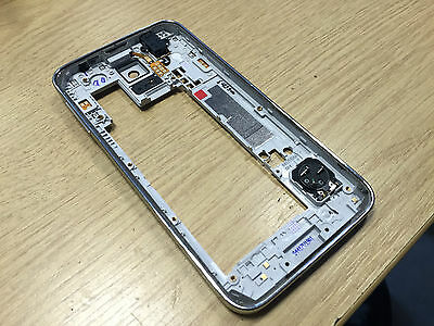 Genuine Original Grade A Samsung Galaxy S5 Middle Chassis Housing For SM-G900F
