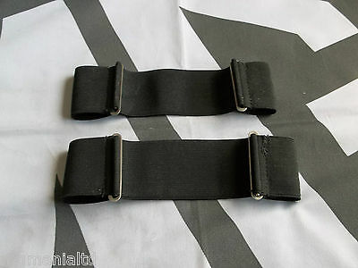 MGF MG F Upgraded Soft Top / Hood Anti Jamming Tensioning Straps Brand New