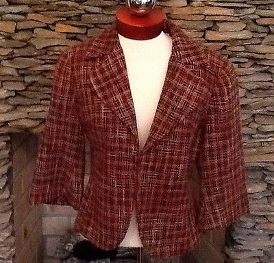 Coldwater Creek Fall Colors Jacket