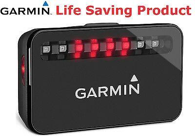 Garmin Varia Radar Rear Light Only Bike Tail Rearview Warning Bicycle Safety New