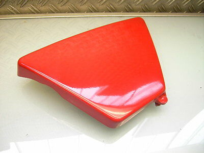 Seitendeckel Links Rot Neu Xs 250 Xs 400 New Lh-Side Cover Panel Red