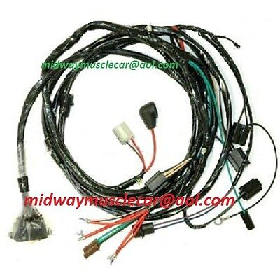 hei engine wiring harness 70 1970 chevy chevelle bu el camino engine front light wiring harness kit v8 66 chevy chevelle el camino hei