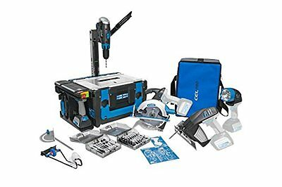 CEL POWER8 workshop Lithium 18V Cordless Workshop WS4E Power 8 full kit