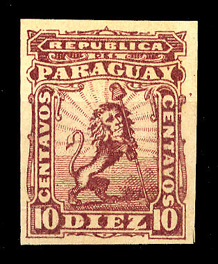 Paraguay Nr. 8 FPU (*) (1250116306)