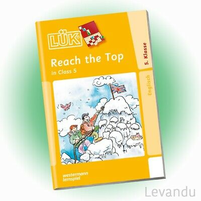 WESTERMANN LÜK Heft - Reach the Top - 5. Klasse | Englisch (756) - NEU