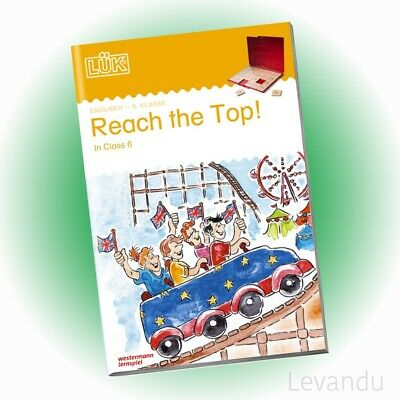 WESTERMANN LÜK Heft - Reach the Top - 6. Klasse | Englisch (757) - NEU