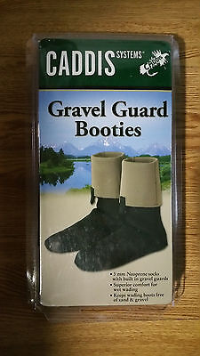 Gently Used Caddis PR0111A Neoprene Bootie with Gravel Guards X-Large *Stain